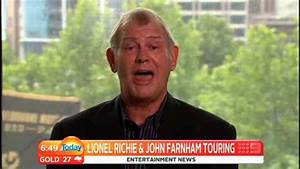 John Farnham and Lionel Richie on The Today Show - YouTube