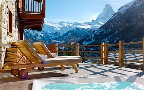 luxury ski chalet chalet maurice zermatt switzerland switzerland firefly collection