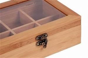 Tee Aufbewahrung Wand : teekiste bambus teebox teedose dose teebeutel box tee aufbewahrung teebeutelbox ebay ~ Markanthonyermac.com Haus und Dekorationen
