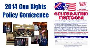 29th Annual Gun Rights Policy Conference Sept. 26-28 in ...