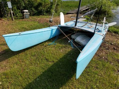 Boats For Sale In Tyler Texas by Hobie 18 1982 Tyler Texas Sailboat For Sale From