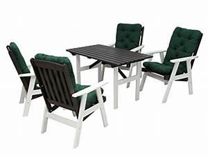 9 Teiliges Gartenmöbel Set : wei sitzgruppen und weitere gartenm bel g nstig online kaufen bei m bel garten ~ Markanthonyermac.com Haus und Dekorationen