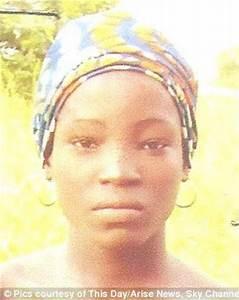 Photos: Chibok Girl Found Alive In Sambisa Forest Rescued ...