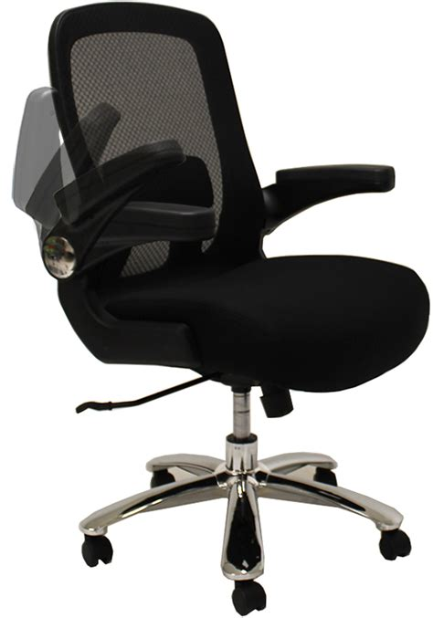 500 lbs capacity mesh back office chair