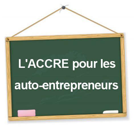 auto entrepreneur les taux de charges sociales avec l accre le coin des entrepreneurs