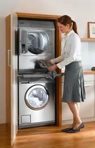 superposer machine a laver et seche linge maison design bahbe