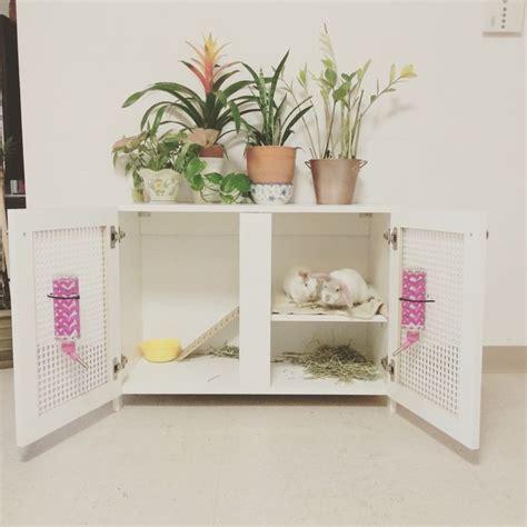De 20+ Bedste Idéer Inden For Indoor Rabbit Cage På