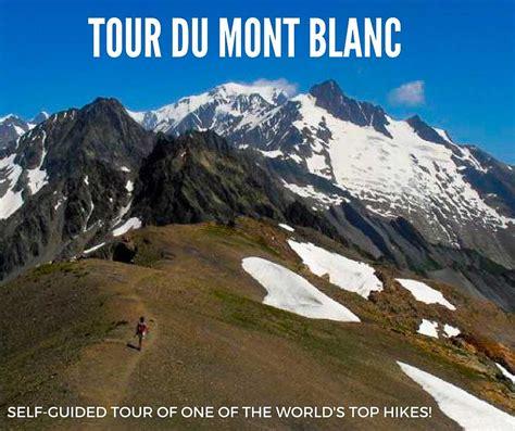 tour du mont blanc self guided tour
