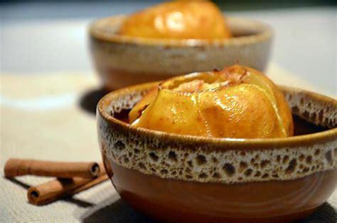 recette de pomme au four dessert de mon enfance