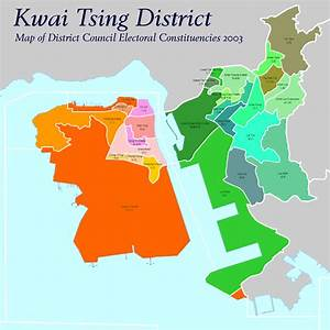 Kwai Tsing District Council Election 2003 • Mapsof.net