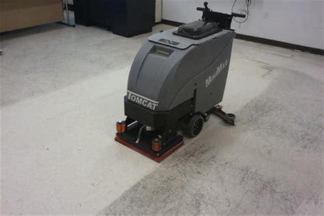 orbital scrubber minimag walk floor scrubber