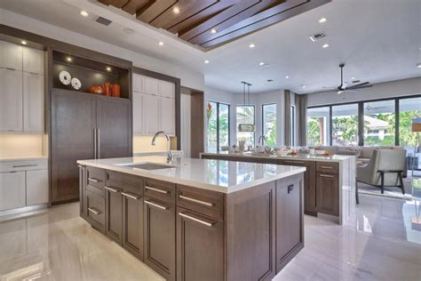 53 Highend Contemporary Kitchen Designs (with Natural