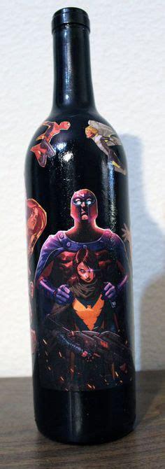 Marvel Comics Deadpool Kills Deadpool Wine Bottle Home