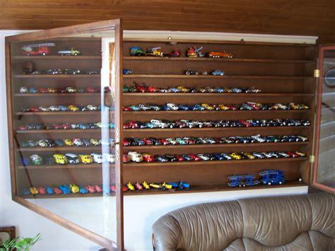 vitrine pour voitures miniatures