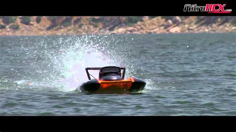 Rc Gas Powered Boats Youtube by Exceed Racing Fiberglass Maximum Gas Powered Speed Boat