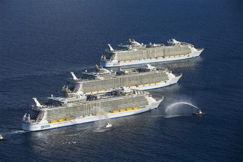 Pictures Of The Biggest Boat In The World by Royal Caribbean Is Building The Latest World S Largest