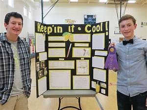Young scientists strive to keep lemonade cool in science ...
