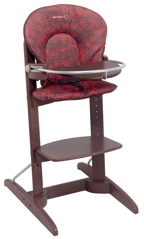 avis de p sur bebe confort chaise haute woodline vegetal net