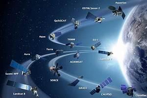 NASA's Earth Science Satellite Fleet - SpaceRef