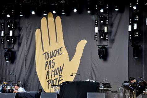 file sos racisme touche pas 224 mon pote 14 juillet 2011 jpg wikimedia commons