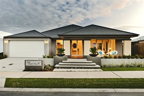 alpine villa modern home design ideas dale alcock display homes perth new homes home designs willows