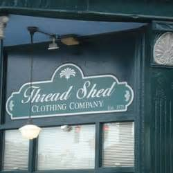 thread shed family clothing salisbury nc yelp