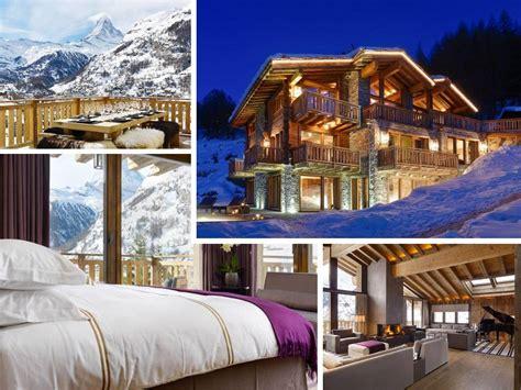 skiing in the swiss alps fabulous february half term offers for luxury chalets in zermatt