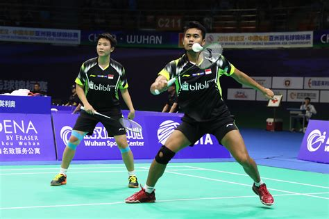 (badminton Asia Championships 2018