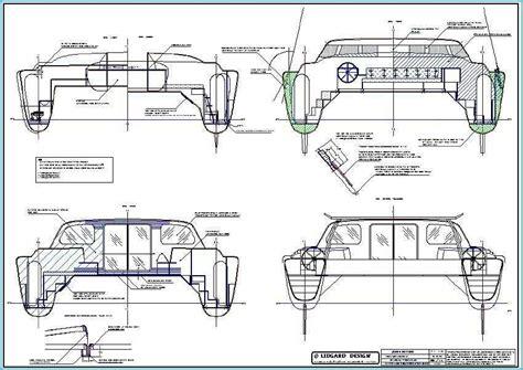 Catamaran Hull Dimensions 46 ft multi hull catamaran by lidgard yacht design australia