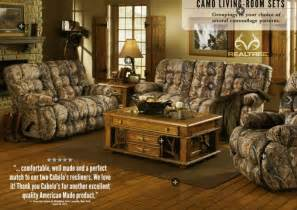 Camo Living Room Ideas by Check Out This Living Room Set Inspired By The Outdoors