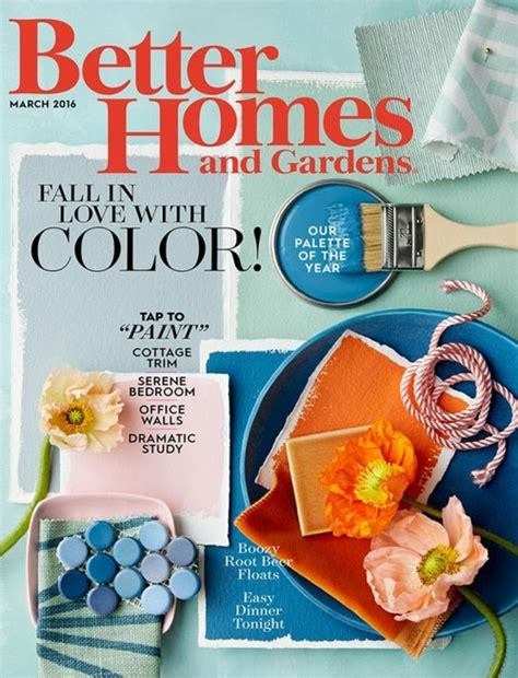 Better Homes And Gardens Magazine Subscription better homes and gardens magazine subscriptions renewals