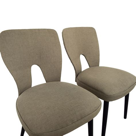 62 wayfair wayfair upholstered beige dining chairs chairs