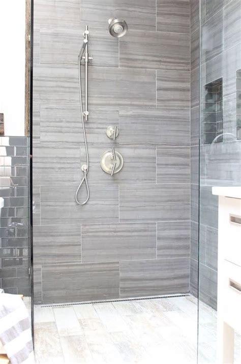 best 20 gray shower tile ideas on large tile shower master bathroom shower and