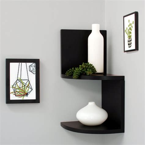 Top 16 Black Floating Wall Shelves Of 20162017 Review
