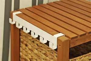 Ikea Möbel Für Hauswirtschaftsraum : molger regal mit hakenleiste handtuchhalter holger in wei andere ikea m bel pimps pinterest ~ Markanthonyermac.com Haus und Dekorationen