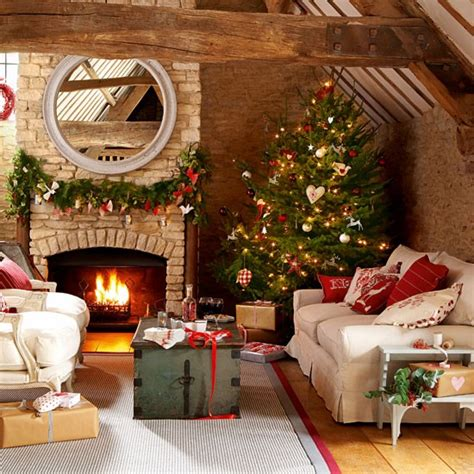 How To Make Country Style Christmas Decorations Modern
