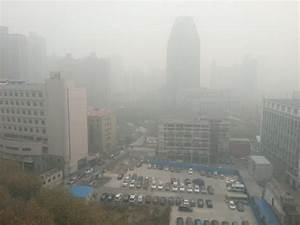 Shanghai Air Quality is No Laughing Matter