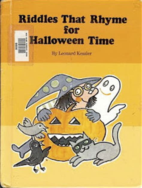 Halloween Fun Riddles by Journey To Excellence Halloween Unit