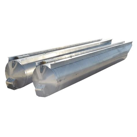Aluminum Pontoon Tubes For Sale by Custom 18 Foot X 25 Inch Pontoon Aluminum Boat Float Log