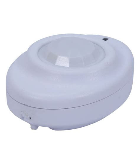 vighnaharta oval ceiling mount occupancy sensor light