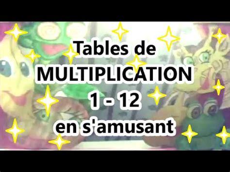 apprendre 224 multiplier tables de multiplication 1 12 calcul mental cm1