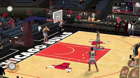 NBA 2k15 Android,iOS gameplay YouTube
