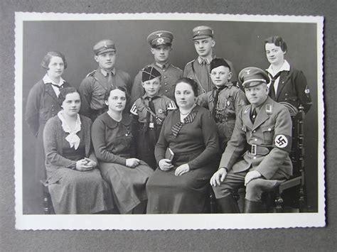 Nsdap Family Portrait