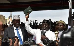 Kenyan government outlaws opposition's resistance movement ...