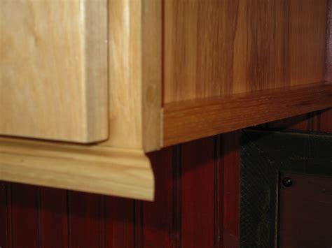 cabinet light rail molding best home furniture