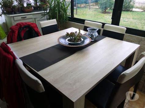 table salle a manger carree 8 personnes valdiz