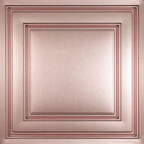 stratford copper ceiling tiles