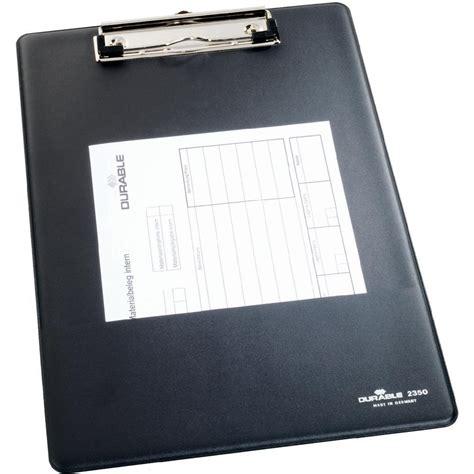 porte documents durable avec pince 224 ressort sur le site conrad 776468