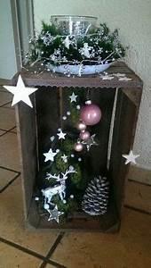 Esstisch Weihnachtlich Dekorieren : bildergebnis f r basteln mit mandarinenkisten bepflanzung pinterest weihnachten ~ Markanthonyermac.com Haus und Dekorationen
