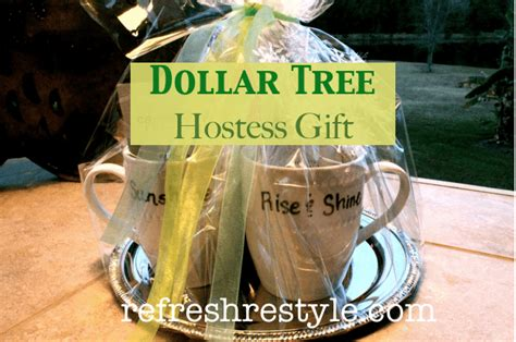 Dollar Tree Hostess Gift Idea Kitchen Universe Califorina Pizza Cooks Brookings Sd Coastal Menu Hape Play Propane Stove Rustic Design Wallpaper Ideas
